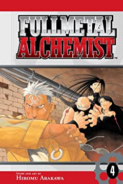 Fullmetal Alchemist Tome 4