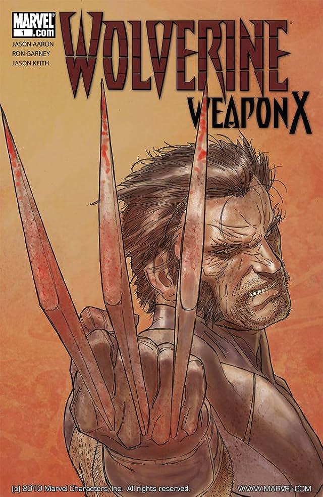 Wolverine: Weapon X #1