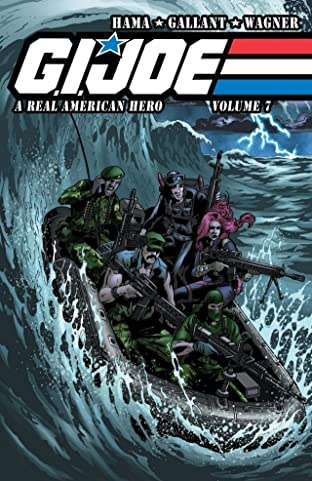 G.I. Joe: A Real American Hero Tome 7