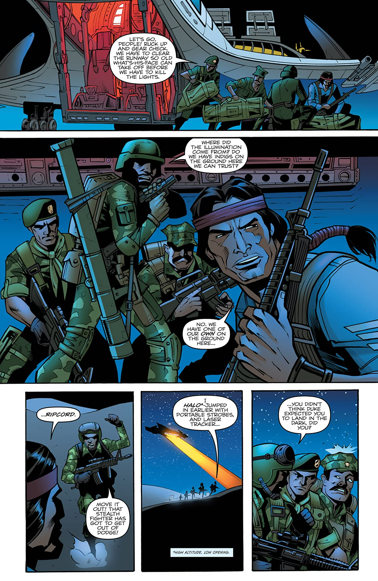 G.I. Joe: A Real American Hero Vol. 7