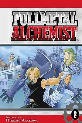Fullmetal Alchemist Vol. 8