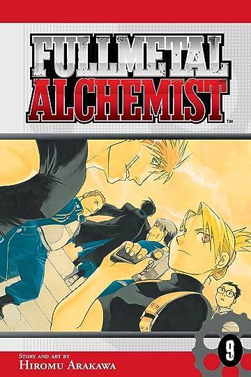 fullmetal alchemist tome 3