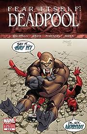 Fear Itself: Deadpool #3