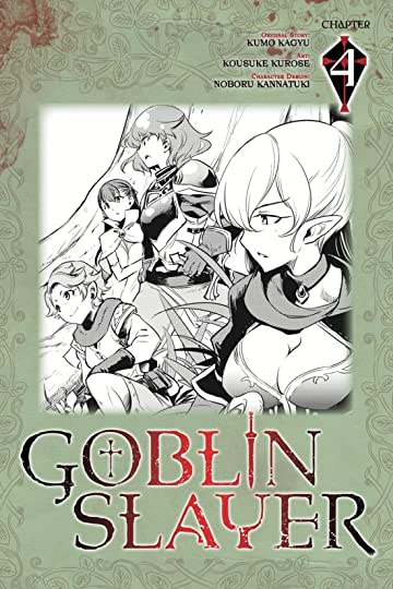 Goblin Slayer #4