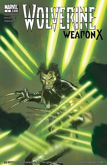 Wolverine: Weapon X #2
