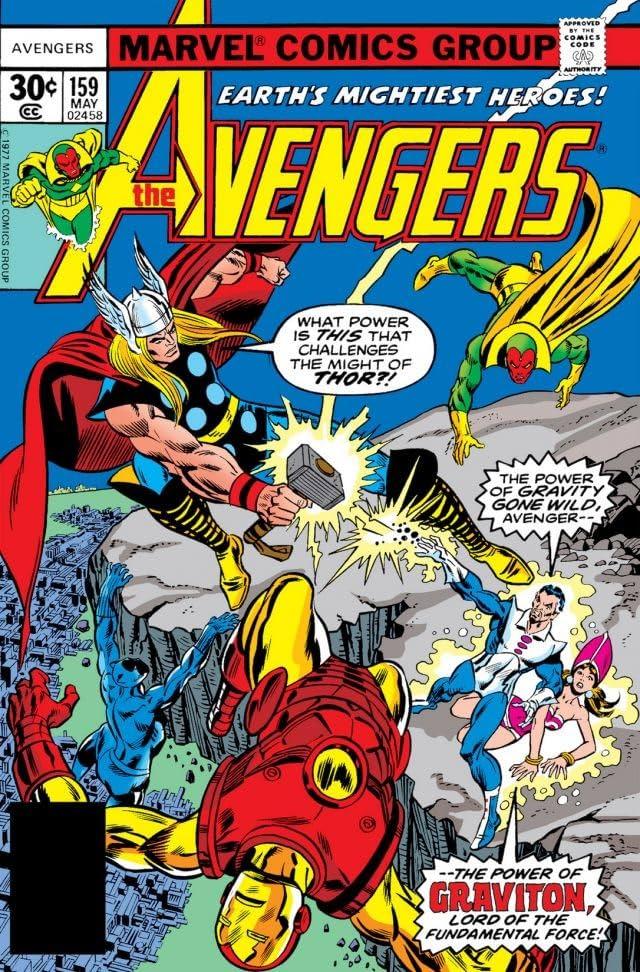 Avengers (1963-1996) #159