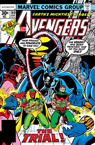 Avengers (1963-1996) #160