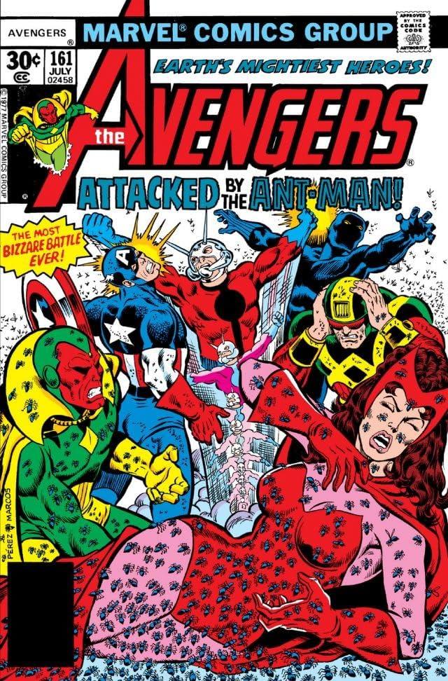 Avengers (1963-1996) #161