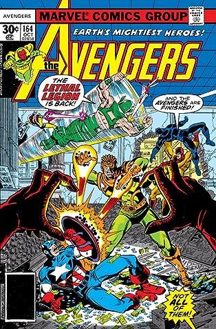 Avengers (1963-1996) #164