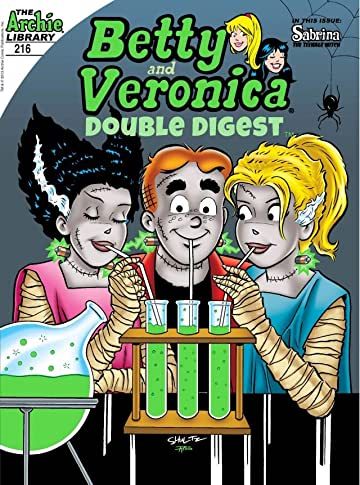 Betty & Veronica Double Digest #216