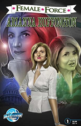 Female Force: Arianna Huffington