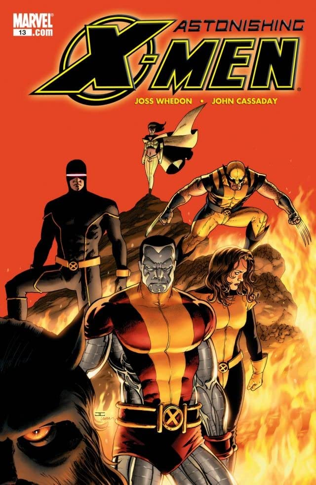 Astonishing X-Men (2004-2013) #13