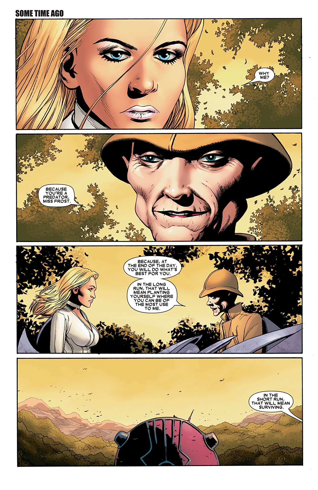 Astonishing X-Men (2004-2013) #13