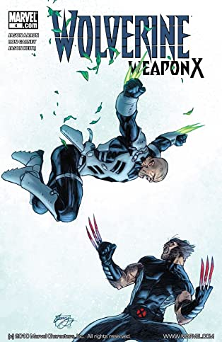 Wolverine: Weapon X #4