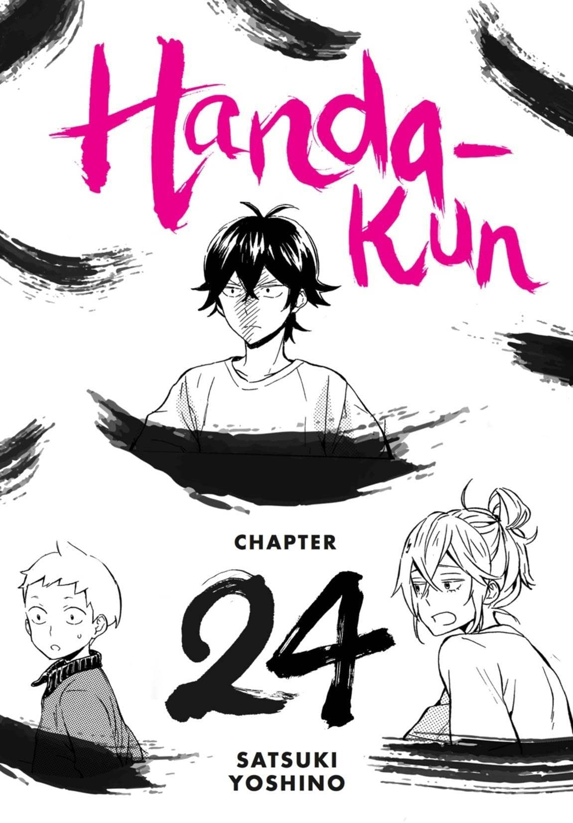 Handa-kun #24