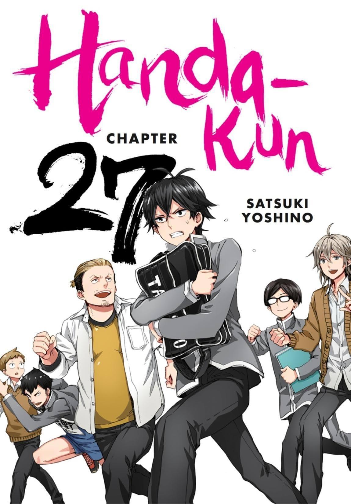 Handa-kun #27