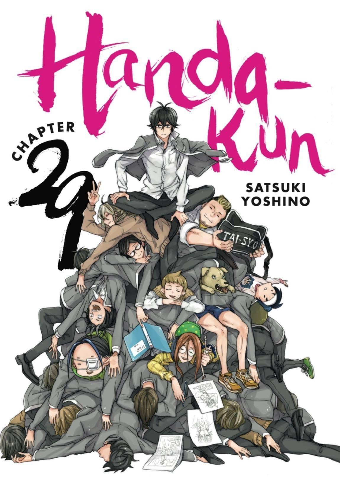 Handa-kun #29