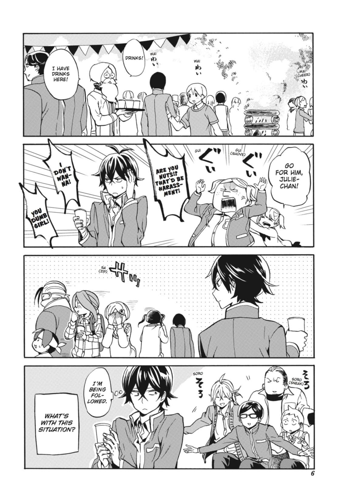 Handa-kun #31