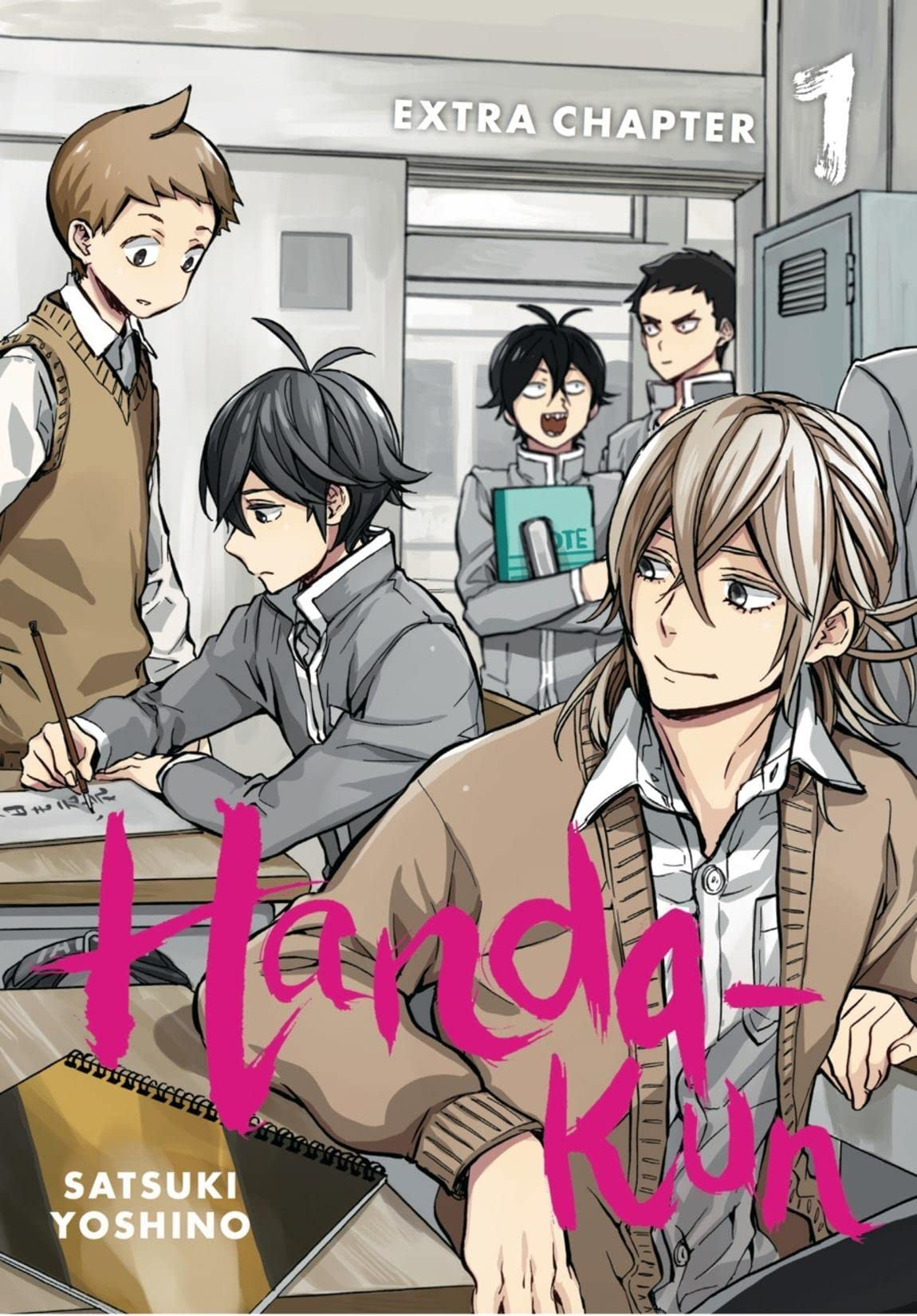 Handa-kun #1: Extra