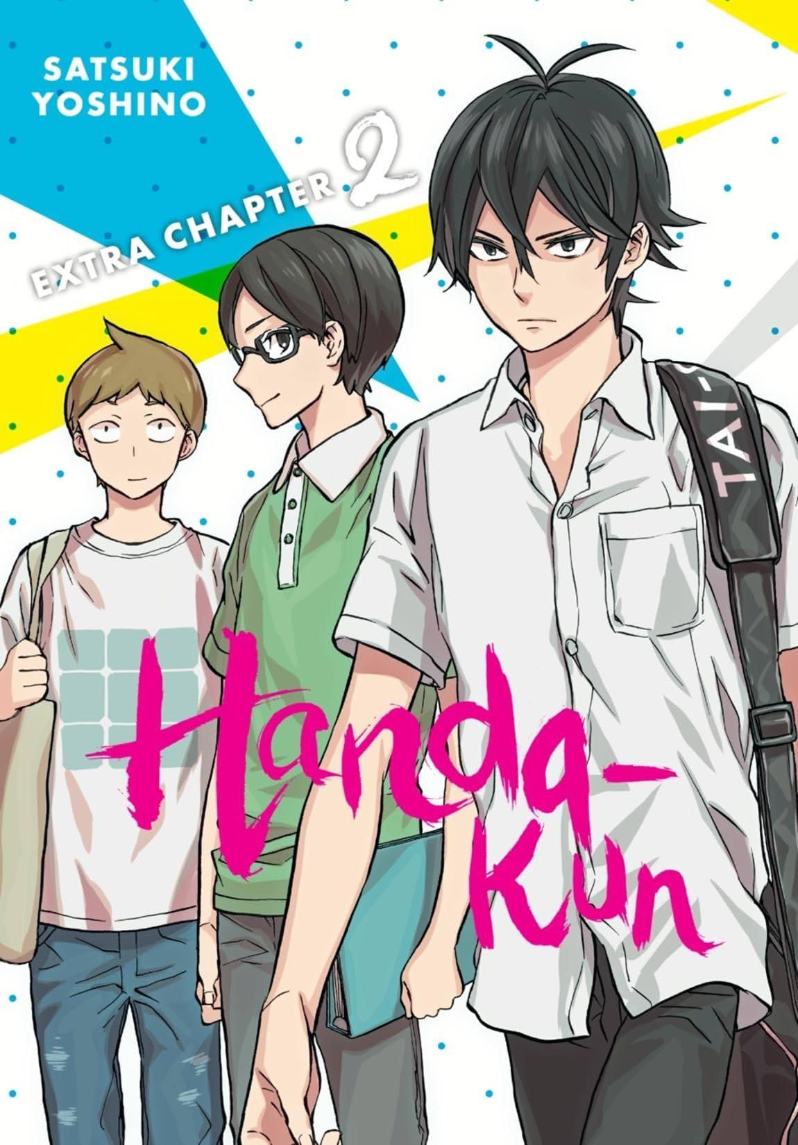 Handa-kun #2: Extra