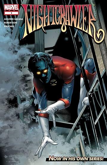 Nightcrawler (2004-2005) #1