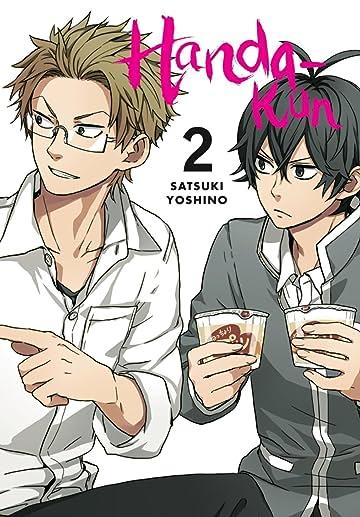 Handa-kun Vol. 2