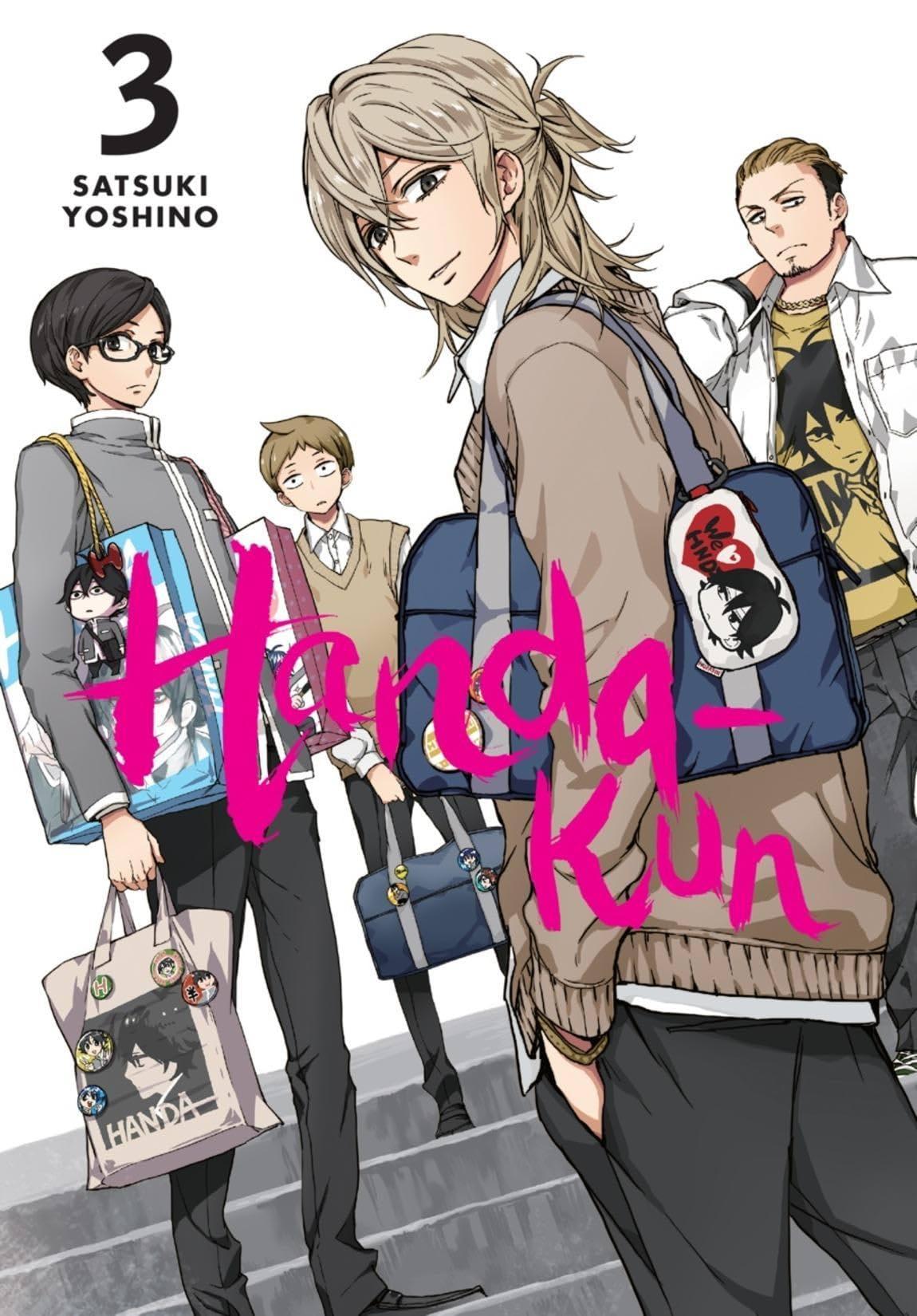 Handa-kun Vol. 3