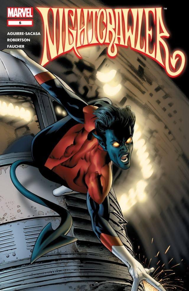 Nightcrawler (2004-2005) #5