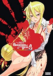 Highschool of the Dead (Color Edition) Vol. 4