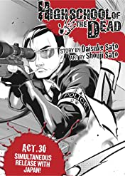 Highschool of the Dead: Act 30