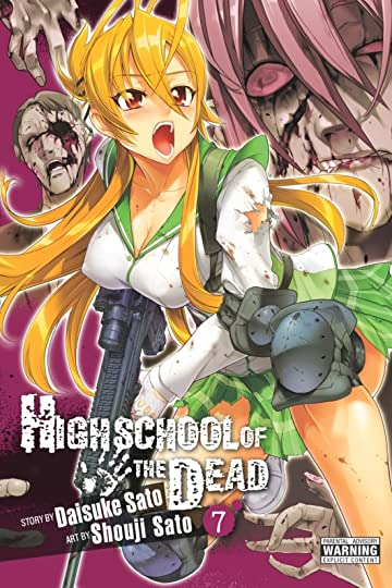 Highschool of the Dead Vol. 7