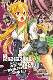 Highschool of the Dead Vol. 7