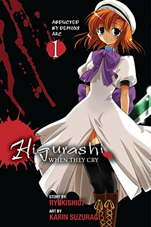Higurashi When They Cry Vol. 1: Abducted by Demons Arc