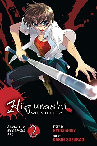 Higurashi When They Cry Vol. 2: Abducted by Demons Arc