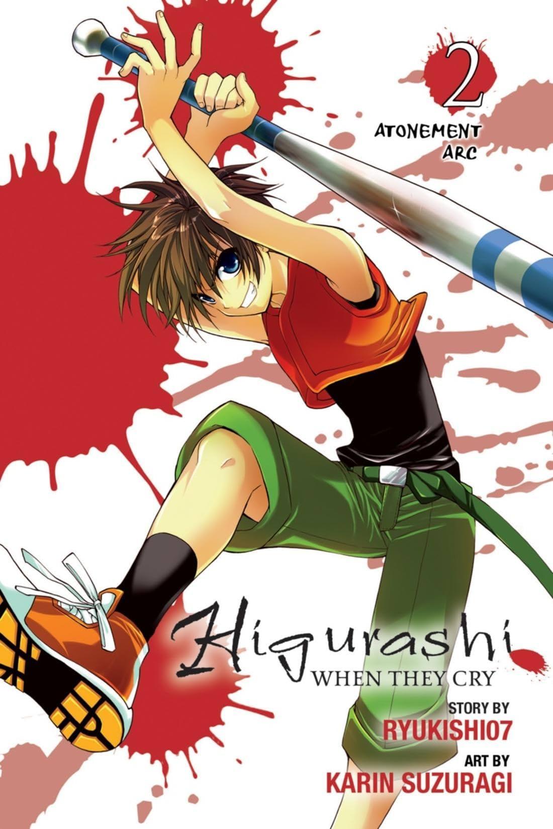 Higurashi When They Cry Vol. 2: Atonement Arc