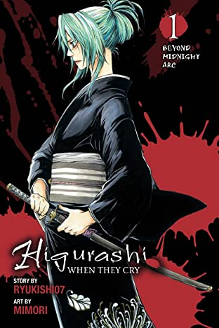 Higurashi When They Cry Vol. 1: Beyond Midnight Arc