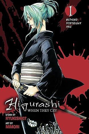Higurashi When They Cry Vol. 1: Beyond Midnight Arc