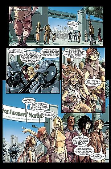 Civil War: Young Avengers & Runaways