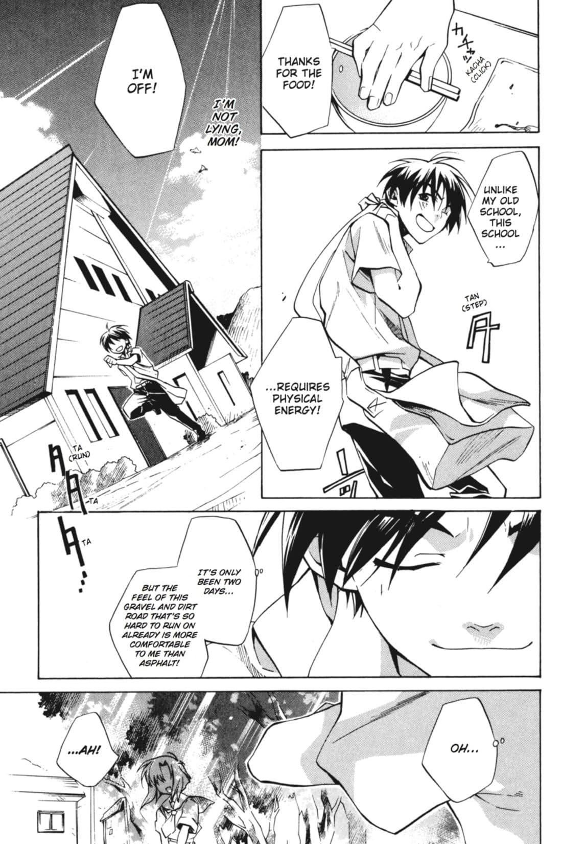 Higurashi When They Cry Vol. 1: Curse Killing Arc