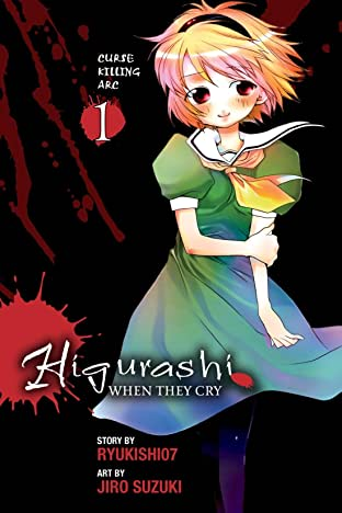 Higurashi When They Cry Vol. 1: Curse Killing Arc