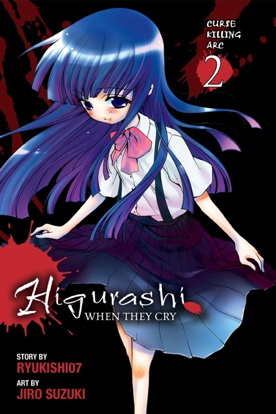 Higurashi When They Cry Vol. 2: Curse Killing Arc