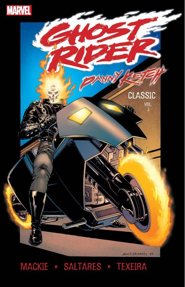 Ghost Rider: Danny Ketch Classic Vol. 1