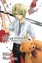 Higurashi When They Cry Vol. 2: Eye Opening Arc
