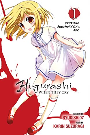 Higurashi When They Cry Vol. 1: Festival Accompanying Arc