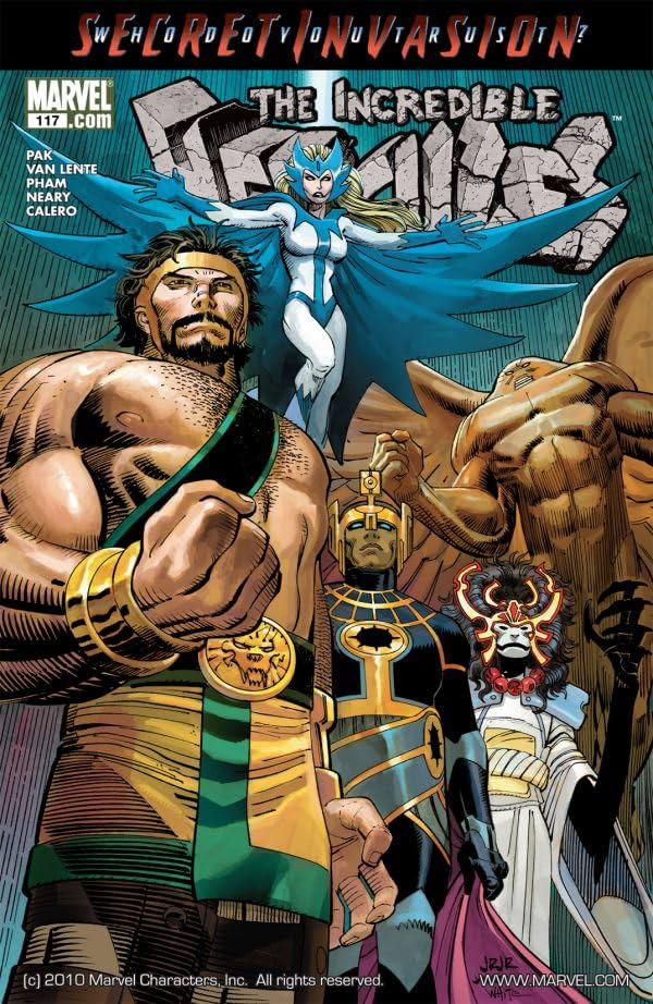 Incredible Hercules #117