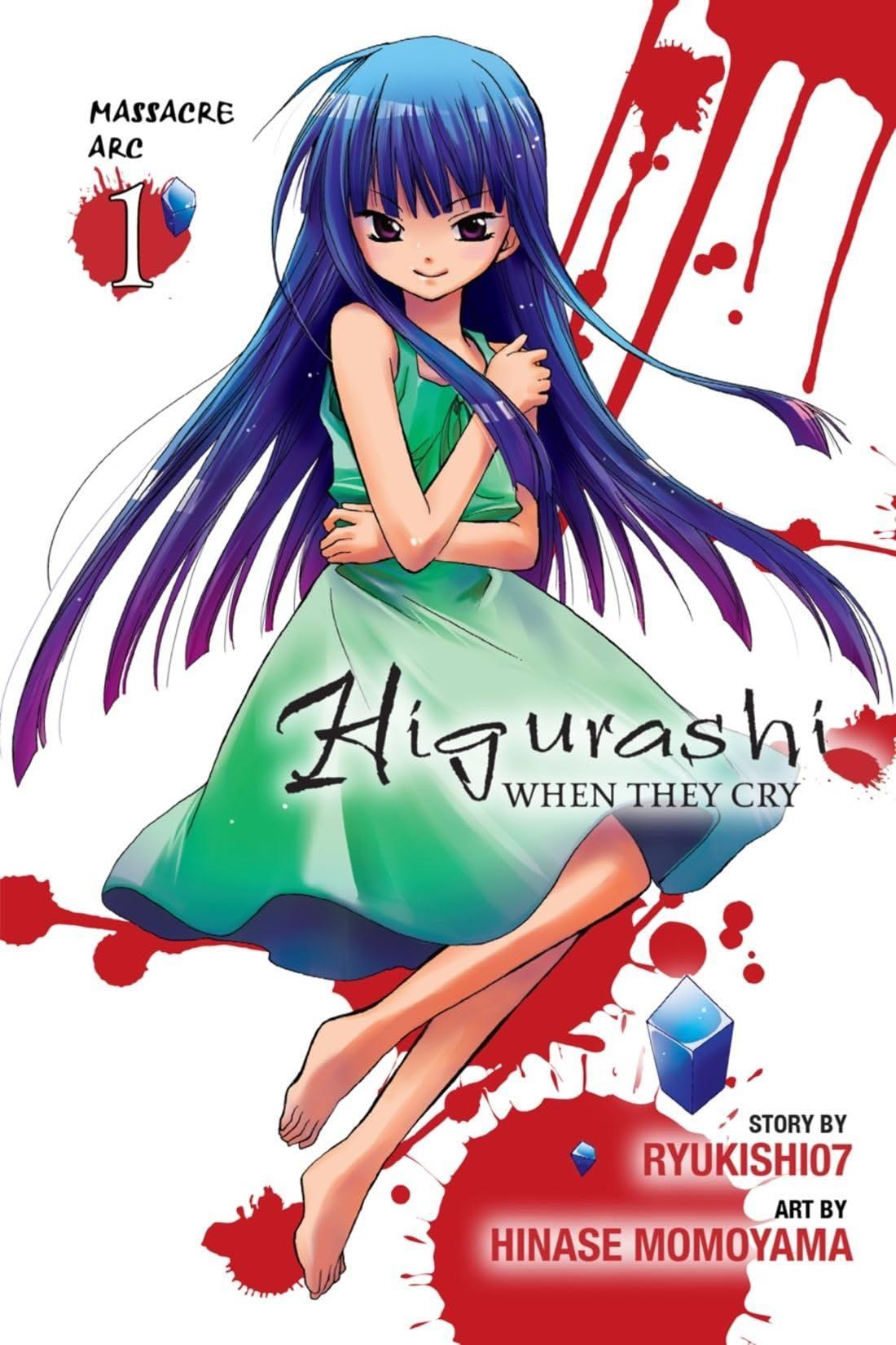 Higurashi When They Cry Vol. 1: Massacre Arc