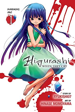 Higurashi When They Cry Vol. 1: Massacre Arc