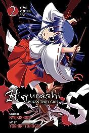 Higurashi When They Cry Vol. 2: Time Killing Arc