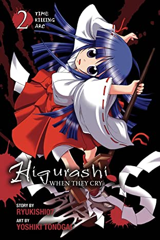 Higurashi When They Cry Vol. 2: Time Killing Arc