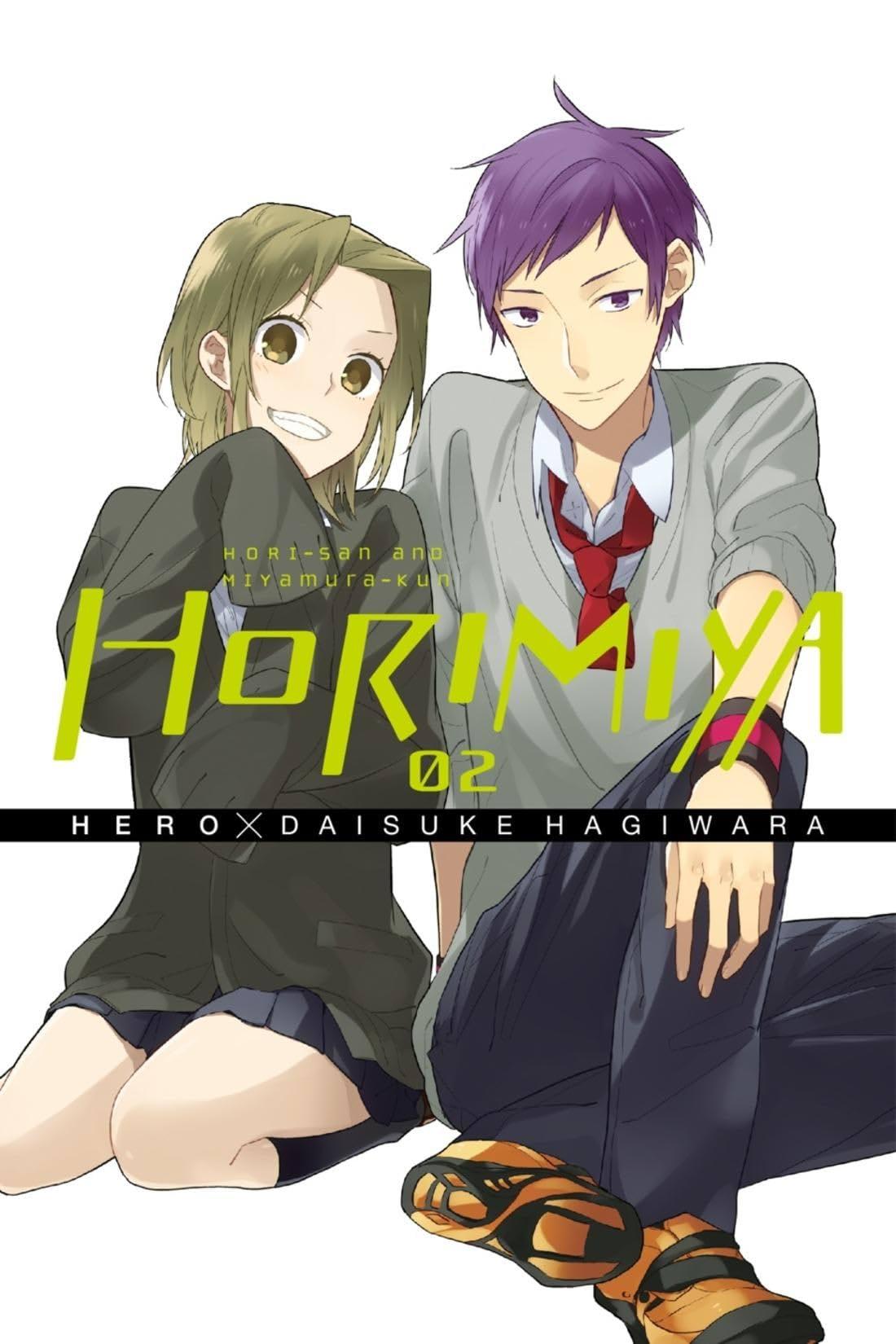 Horimiya Vol. 2